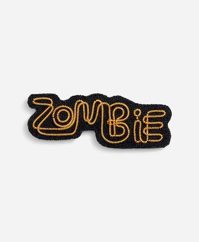 Брошь Zombie