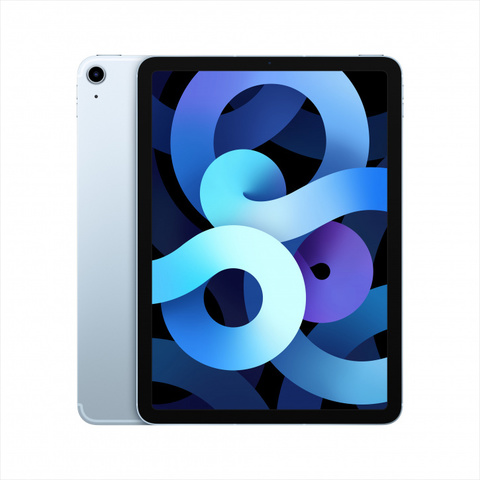 Планшет Apple iPad Air 64Gb Wi-Fi + Cellular 2020 (Голубое небо)