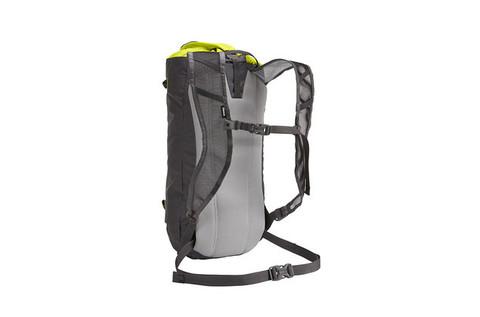 Картинка рюкзак туристический Thule Stir 15 Тёмно-Серый - 3