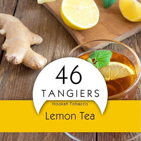 Табак Tangiers 250 г Noir Lemon Tea