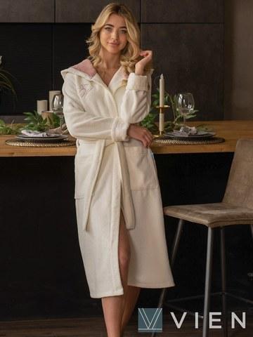 Махровый халат Violetta (EFW)