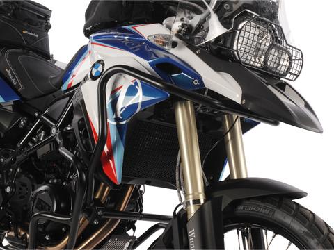 Верхние защитные дуги для BMW F700/800GS, черный