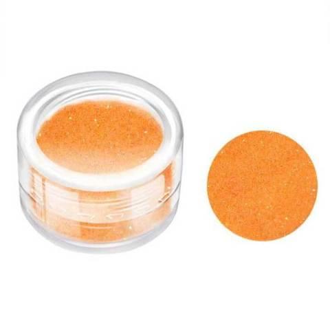 Блестки в банке 3 гр. мелкие Оранжевый