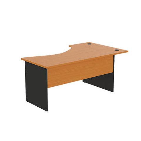 Стол компьютерный прямоугольный (глубина 100 см) МОНО-ЛЮКС