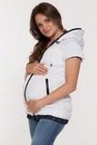 Жилет для беременных 04188 синий