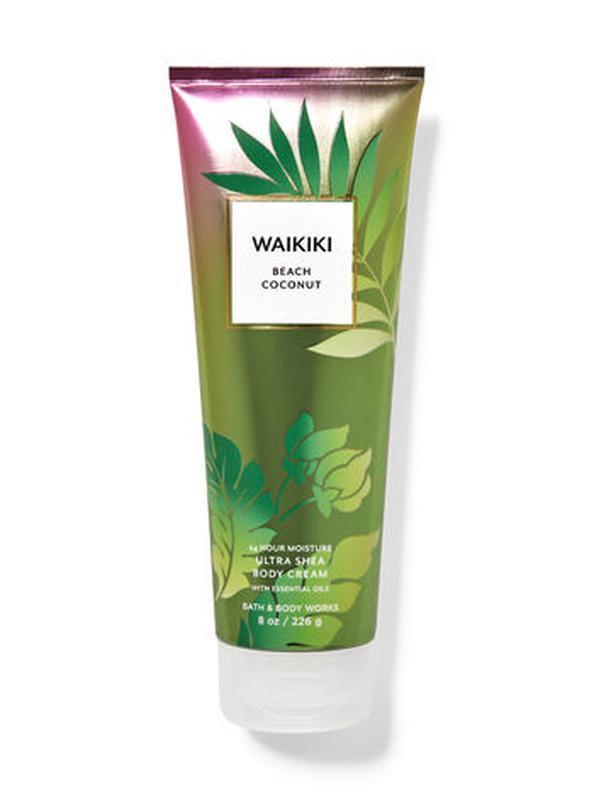Крем для тела Bath&BodyWorks Waikiki Beach Coconut 226 гр
