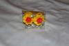 Украшение для волос № 1 - Резинки набор цветочки