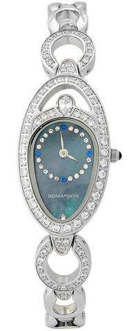 Наручные часы Romanson RM9207QLW(BK)