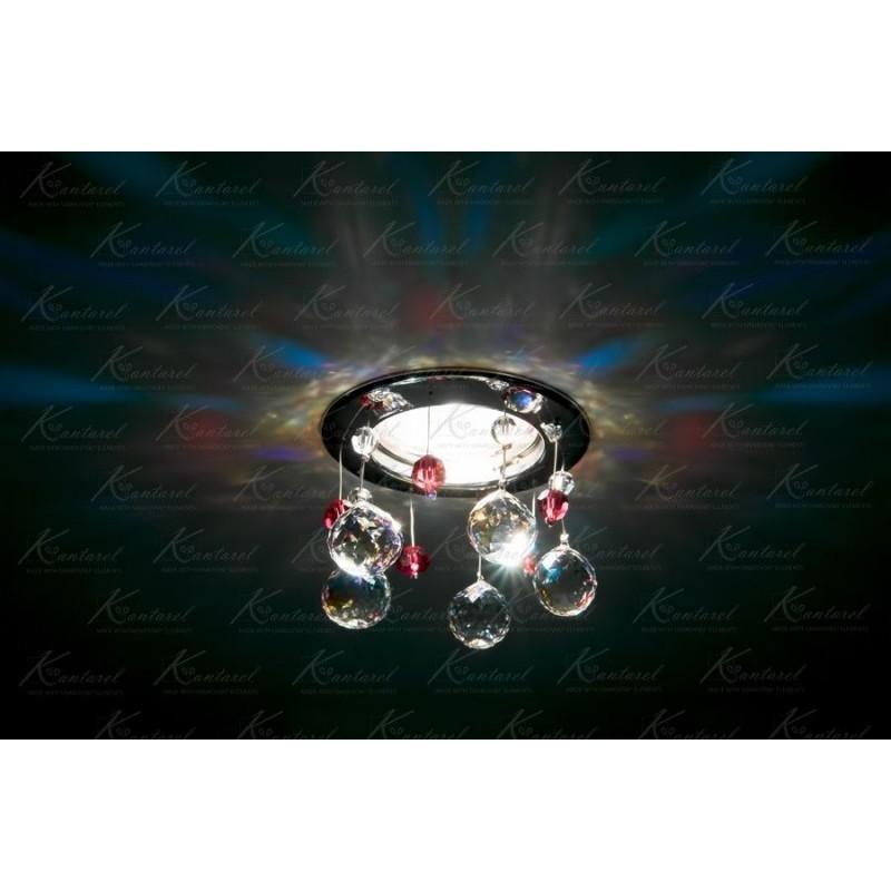 Встраиваемый светильник Kantarel Galaxy CD 049.3.1/6/1/1AB