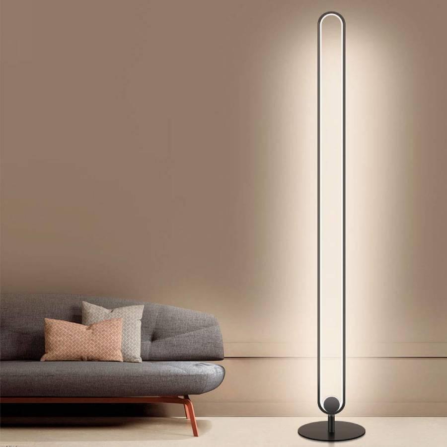 Светильники и ночники Напольный светодиодный светильник Corner Light RGB овальный torsher-corner-light-rgb__1_.jpg