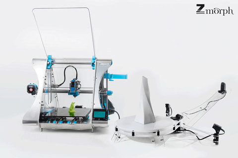 3D-сканер Zmorph 2.0