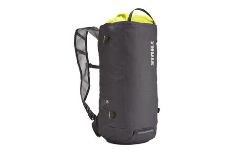 Картинка рюкзак туристический Thule Stir 15 Тёмно-Серый - 1