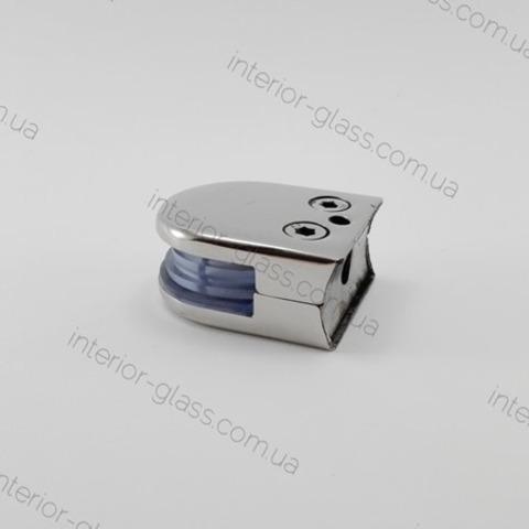 Держатель стекла ST-403, Ø42,4 мм штампованный