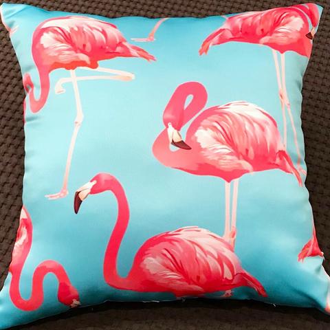 Подушка декоративная Gekoko «Фламинго» 5