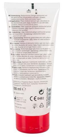 Смазка на водно-силиконовой основе Flutschi Professional - 200 мл.
