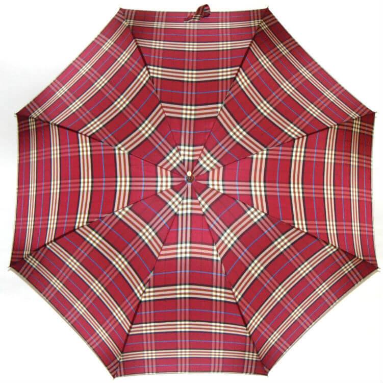 Зонт-трость Guy de Jean Clan bordo
