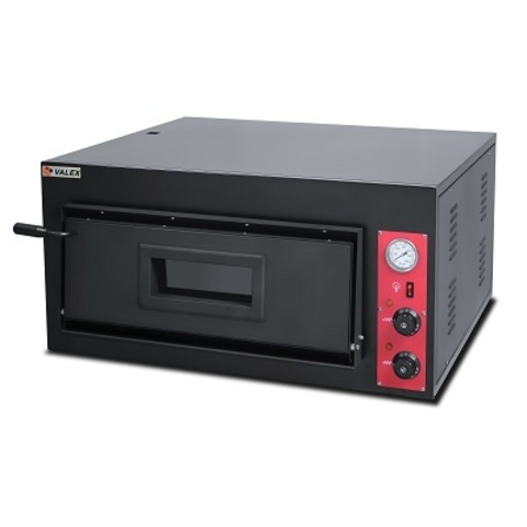 Печь для пиццы VALEX HEP-1, ( 890х790х430 мм,  4,2 кВт,  220В ). камера 620х620мм