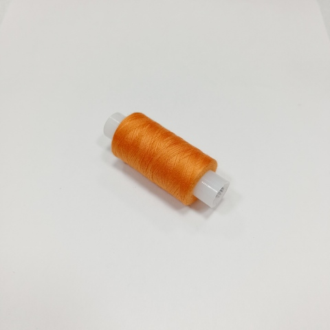 Нитки швейные 40ЛШ. Цвет Оранжевый