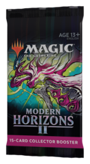 Коллекционный бустер выпуска «Modern Horizons 2» (на английском)