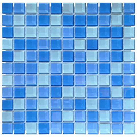 Мозаика стеклянная Aquaviva Сristall YF-807 / 23333