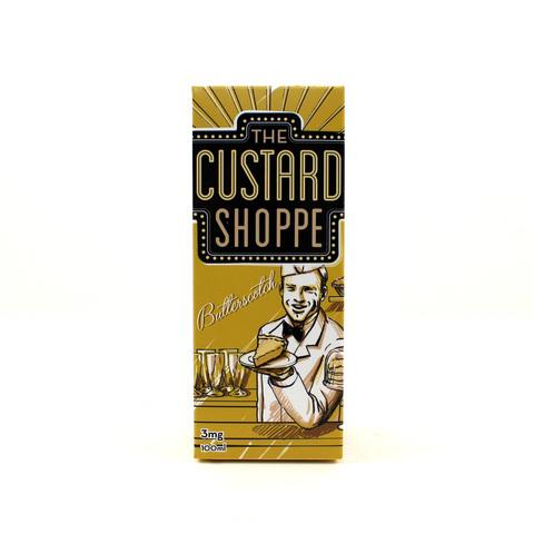 Жидкость The Custard Shoppe Butterscotch