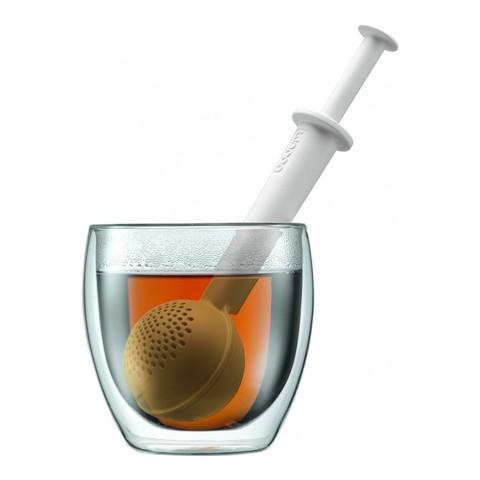 Ситечко для заваривания чая Bodum Bistro, белое