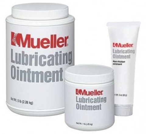 120201N Lubricating Ointment, 3 OZ TUBE, Уменьшающая трение мазь, 85 гр, тюбик