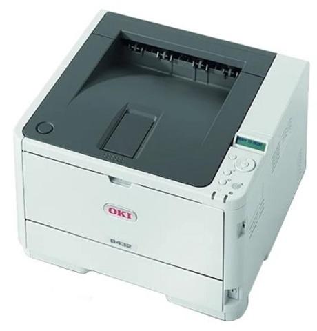 Монохромный принтер OKI B432DN (45762012)