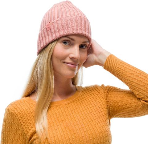 Вязаная шерстяная шапка Buff Hat Wool Knitted Norval Sweet фото 1