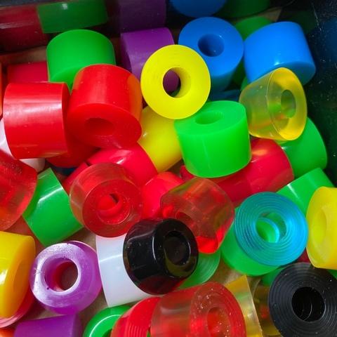Бушинги Five разноцветные