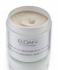 Антицеллюлитный крем (Eldan Cosmetics | Le Prestige | Cream for the unaesthetic sings of cellulite), 500 мл