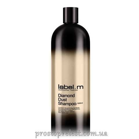 Label.M Diamond Dust Shampoo - Шампунь алмазная пыль