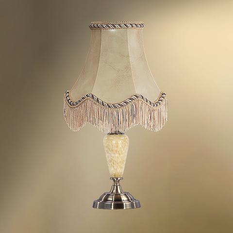 Настольная лампа с абажуром 24-20Ф/3522 СТАРЫЙ АРБАТ
