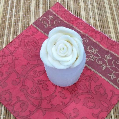 Силиконовая форма для шоколада цветок №45 Роза