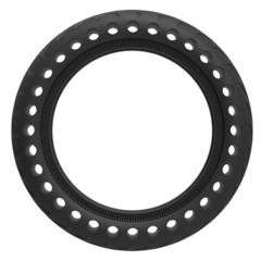 Покрышка для электроскутера безвоздушная, безкамерная, антипрокольная 8.5×2.0