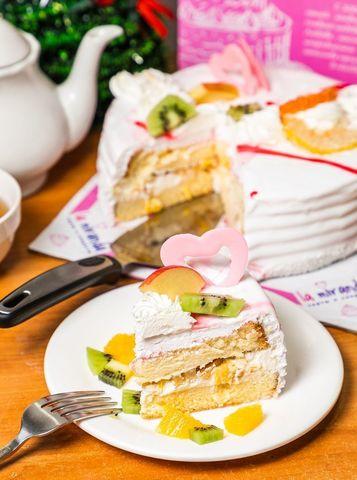 Торт мини Фруктовый