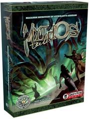 Mythos Tales (на английском языке)
