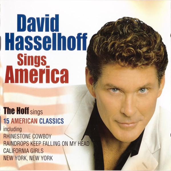 HASSELHOFF, DAVID: Sings America