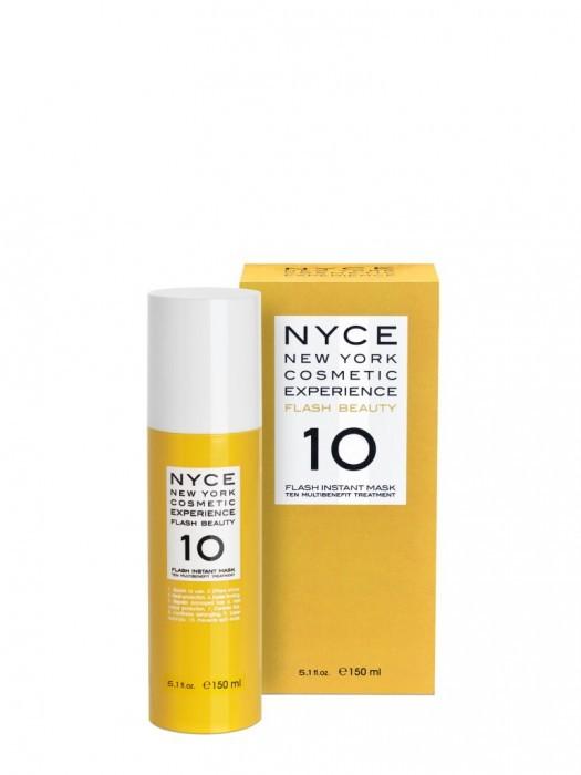 NYCE Маска мгновенно восстанавливающая Flash Beauty 10 Flash Instant Mask 150 мл