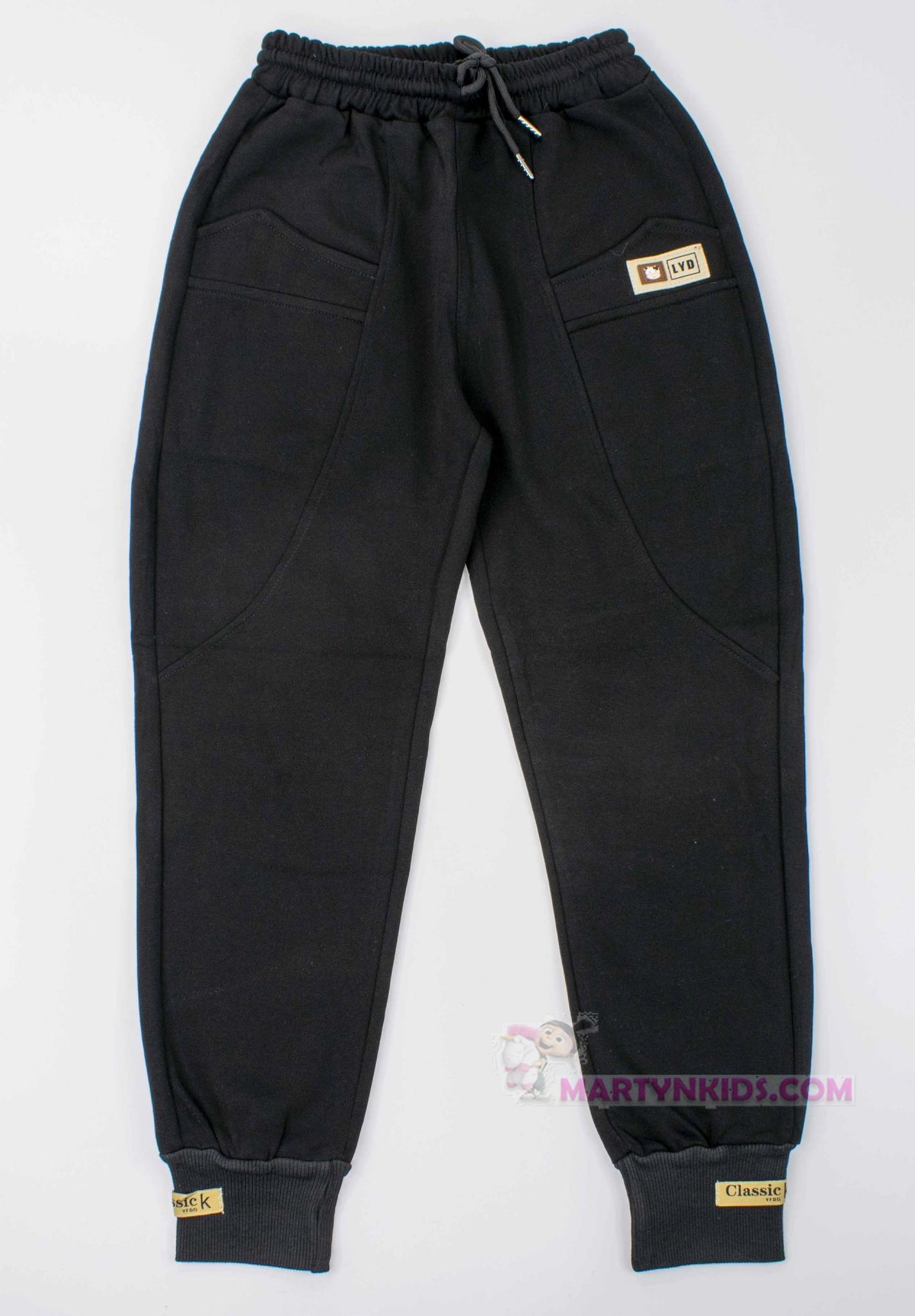 3691  трико штаны карманы LYD