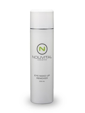 Гель для снятия макияжа вокруг глаз Eye Make-up Remover, Nouvital, 100 мл