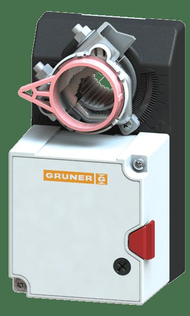 Gruner 227SZ-024-05 электропривод