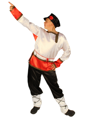 Русский народный костюм Иванушка 1