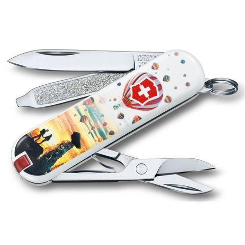 Нож перочинный Victorinox Classic (0.6223.L1804) Cappadocia 58мм 7функций
