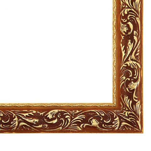 Рама для зеркал и картин 40х60х4 см, золотая