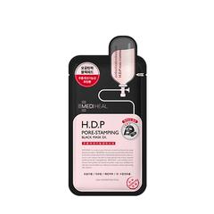 Маска MEDIHEAL H.D.P Pore-Stamping Black Mask EX 25ml 1 шт.