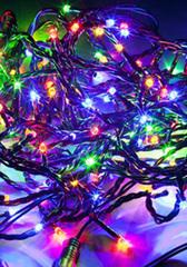 Многофункциональная электрогирлянда Triump Tree 370 lights  led мультиколор