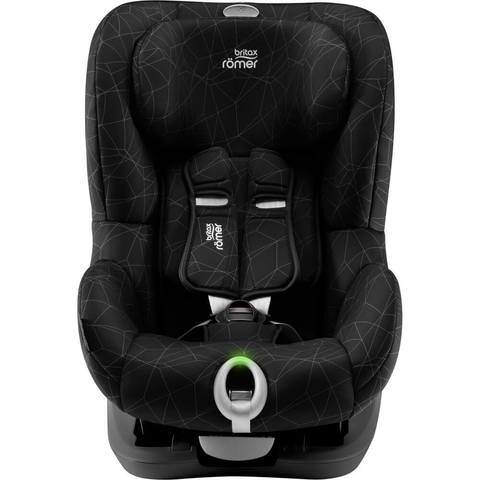 Автокресло Britax Roemer King II LS Crystal Black