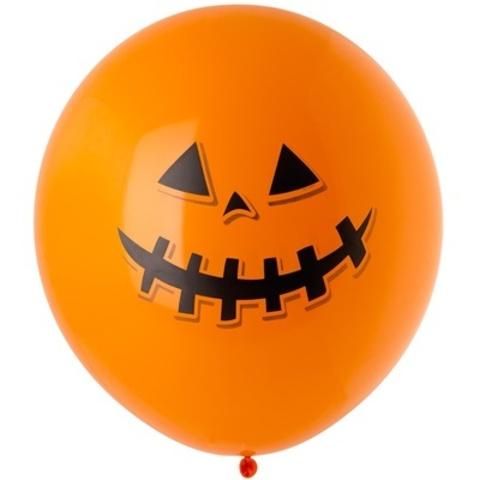 Воздушный шар Тыква оранжевая 60 см.