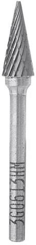 Борфреза с хвостовиком 3 мм Z5 − мелкая